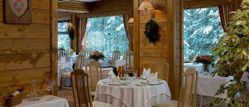 Hotel Ducs de Savoie restaurant